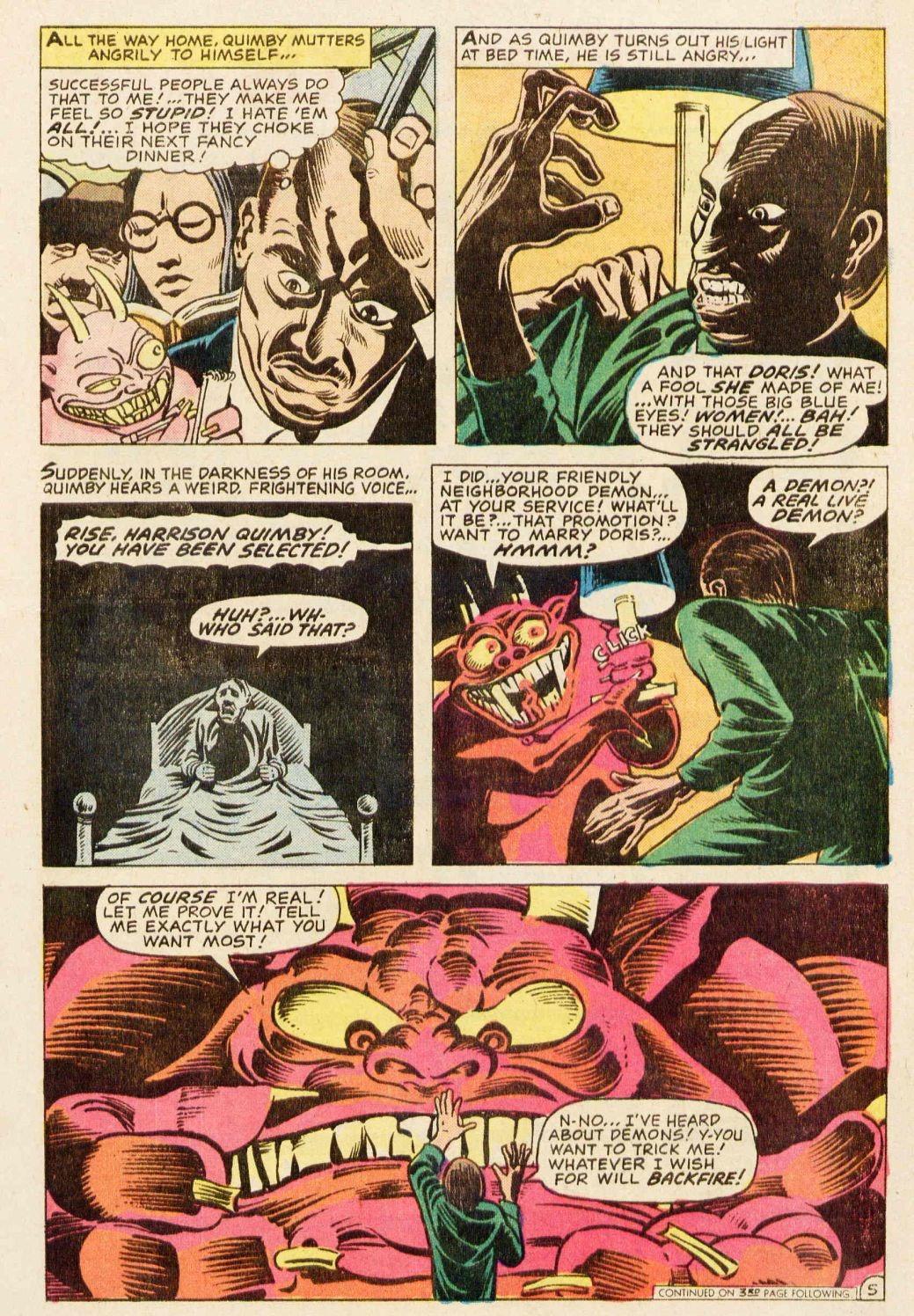 House of Secrets (1956) #120 pg15.