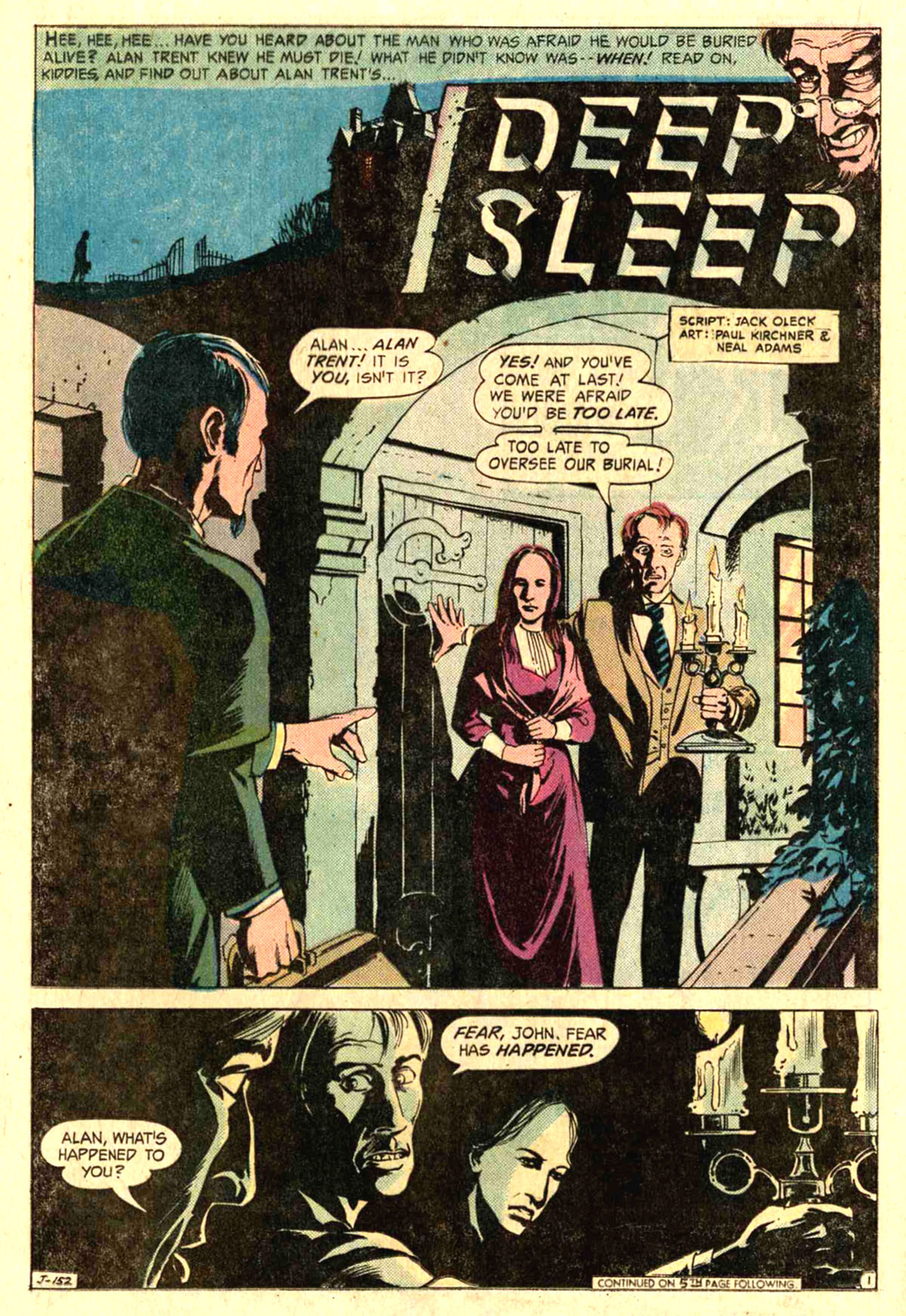 House of Mystery (1951) #236 pg14.