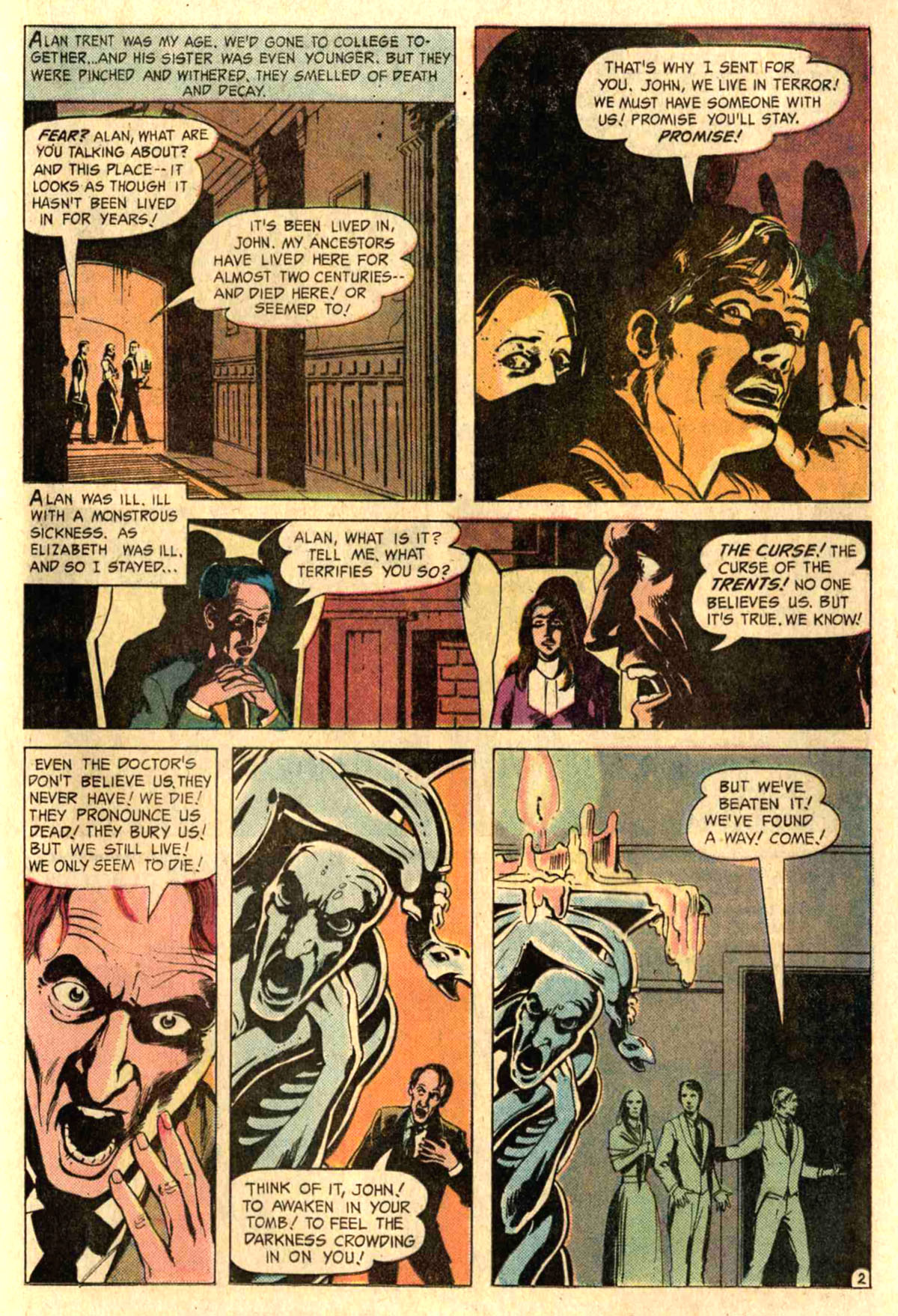House of Mystery (1951) #236 pg19.