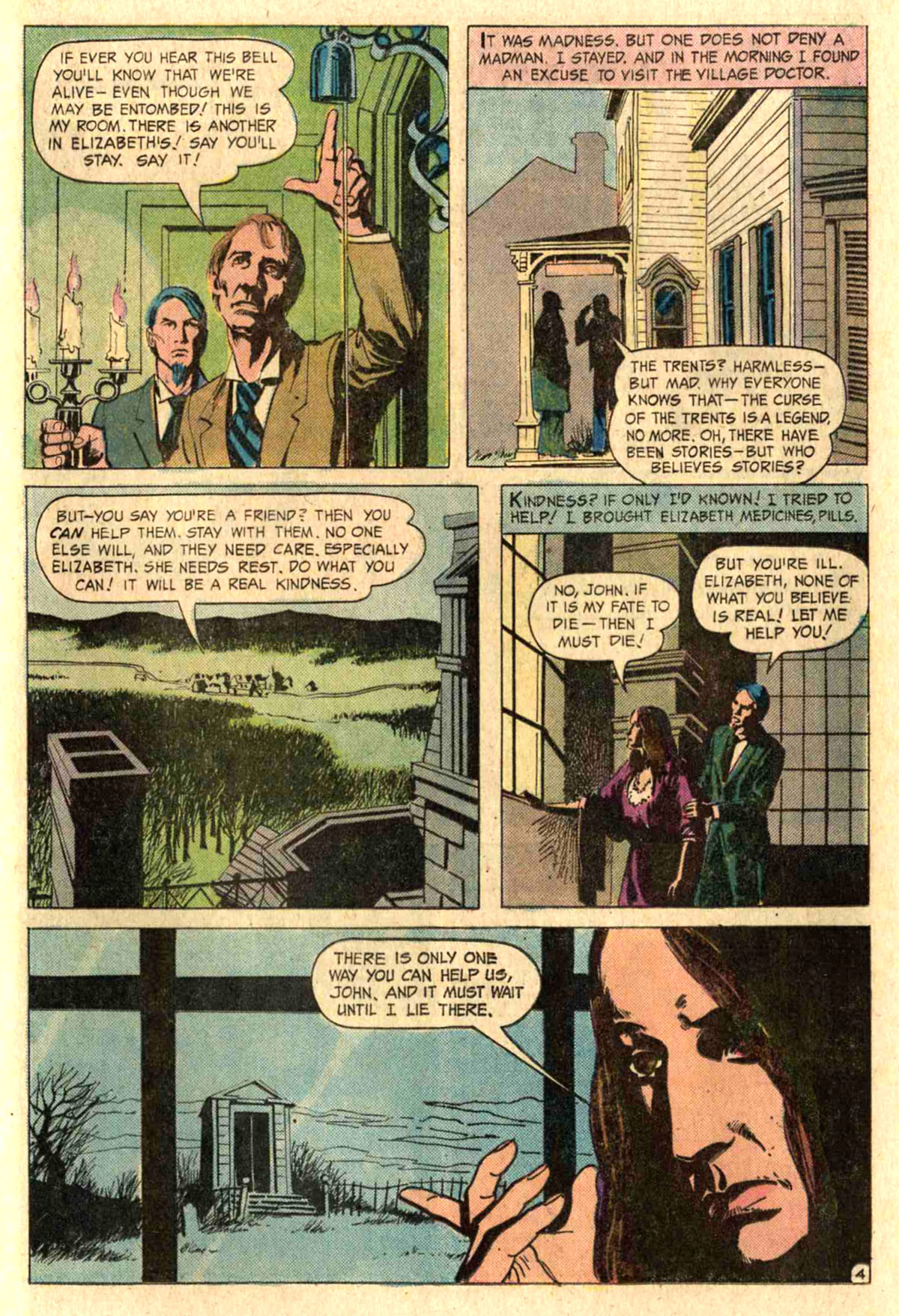 House of Mystery (1951) #236 pg23.