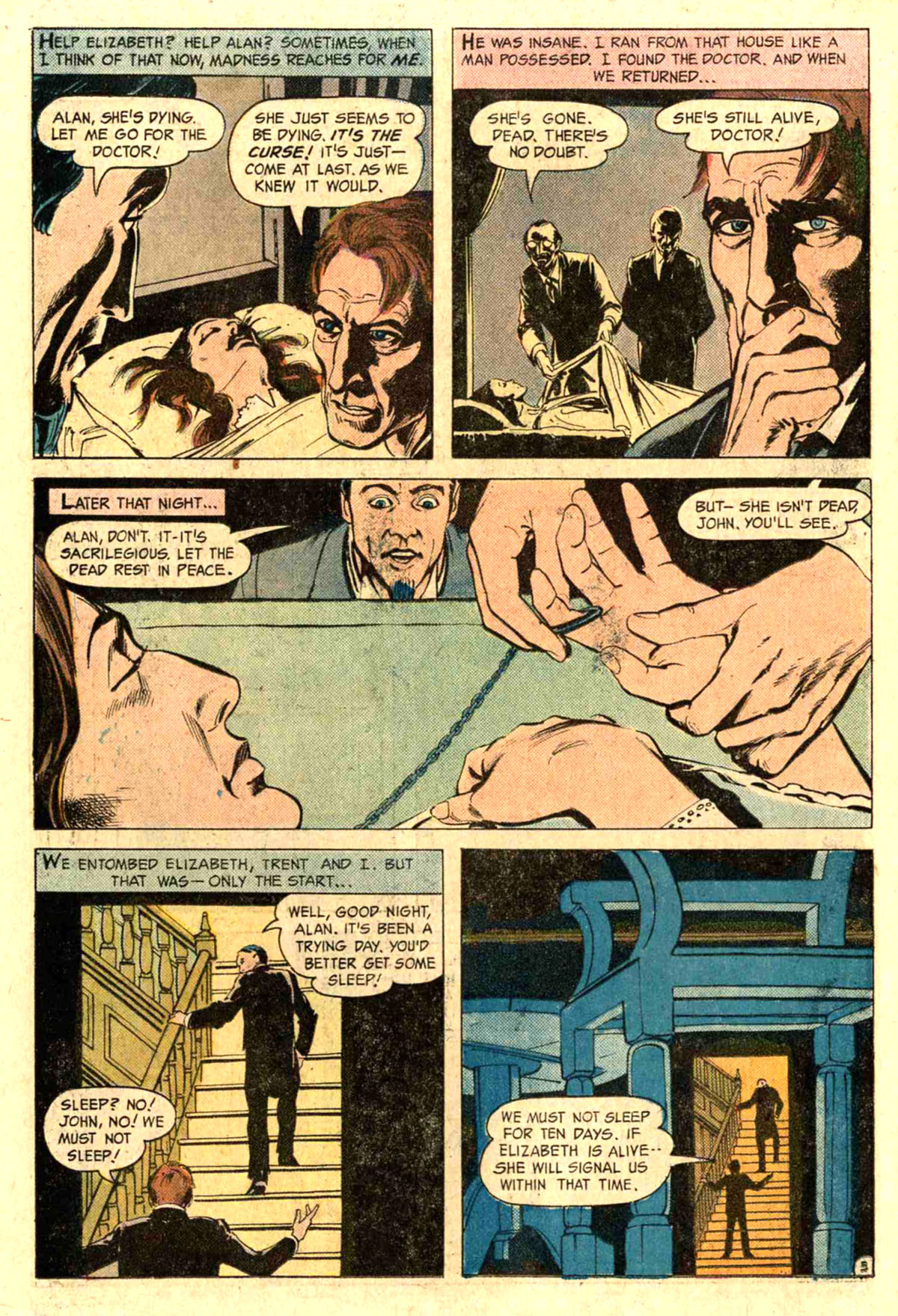 House of Mystery (1951) #236 pg24.