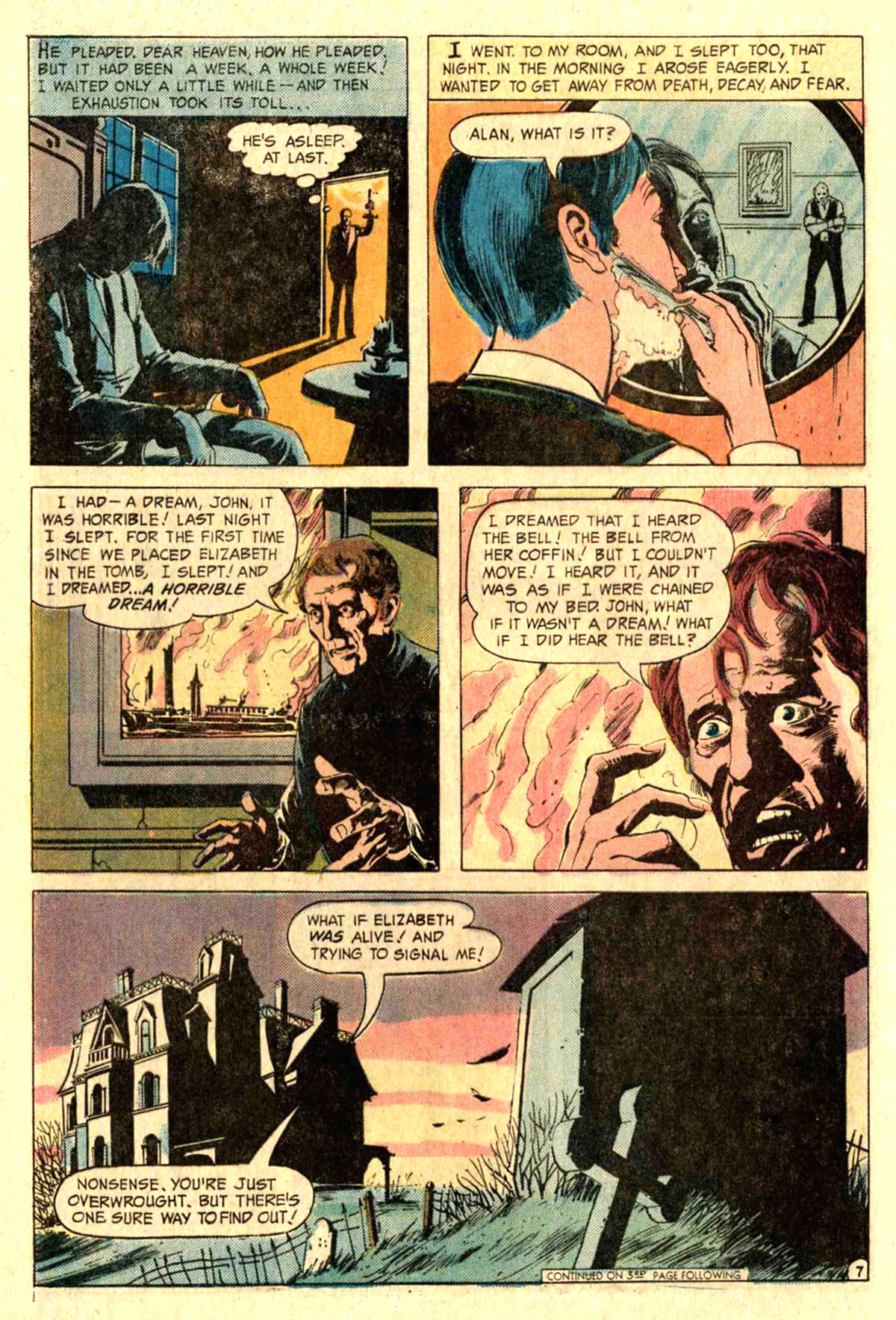 House of Mystery (1951) #236 pg26.