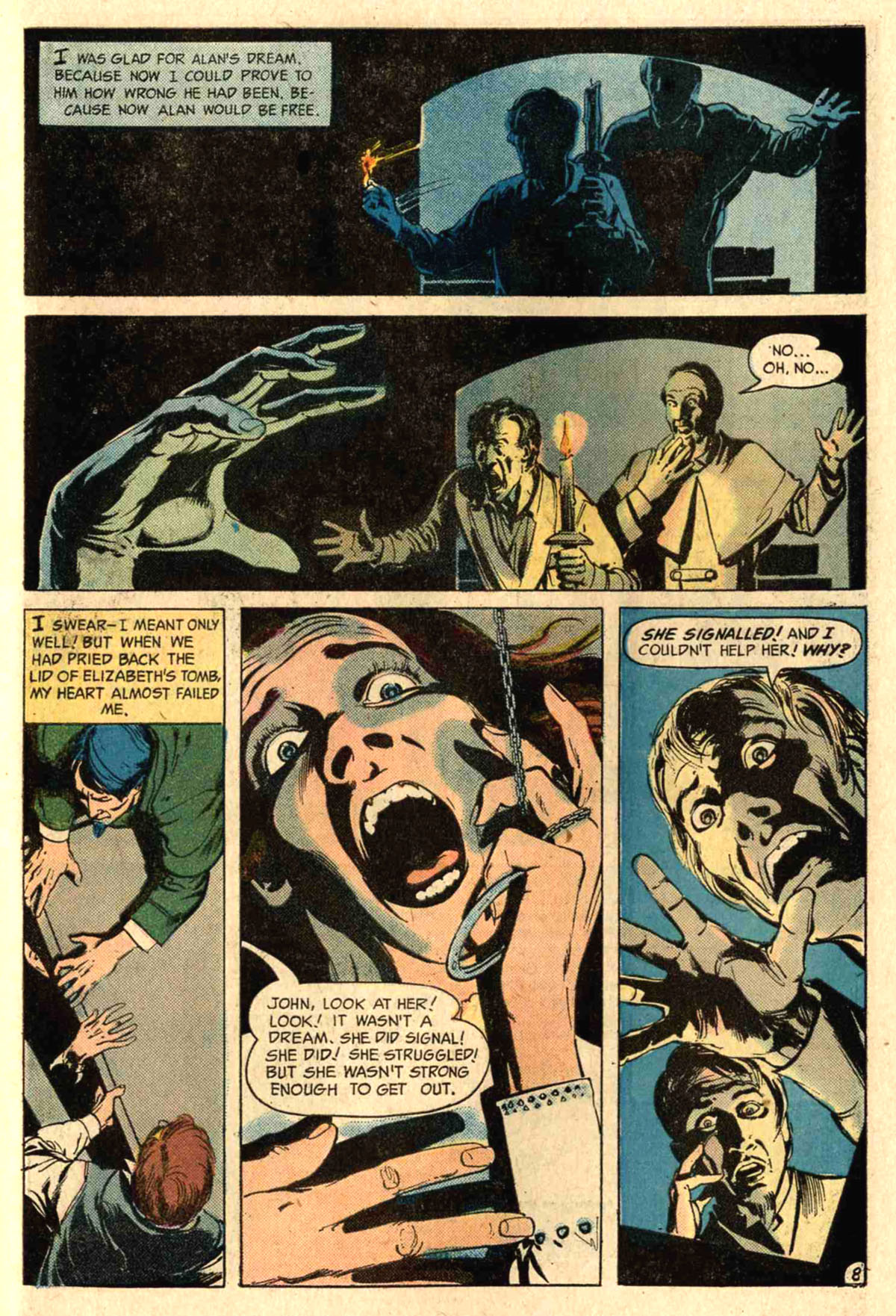 House of Mystery (1951) #236 pg29.
