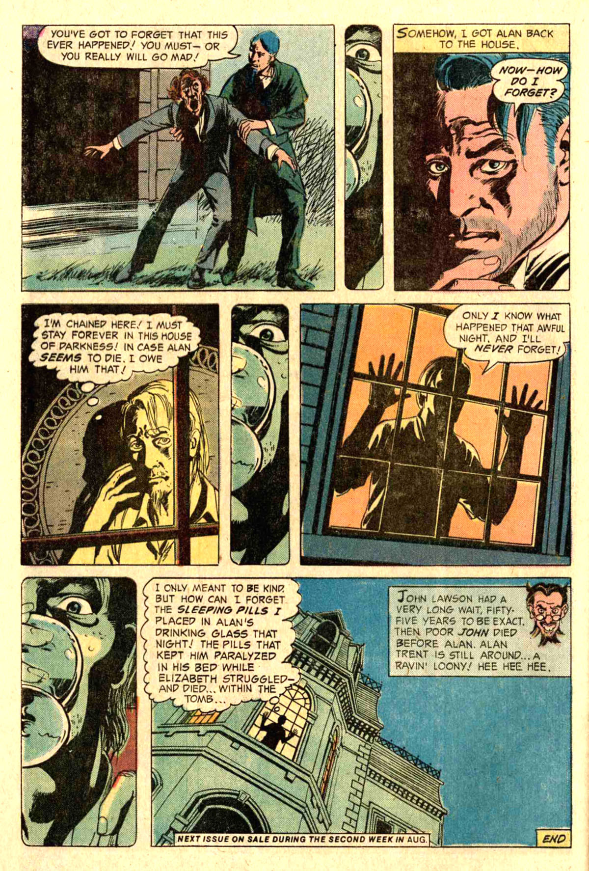 House of Mystery (1951) #236 pg30.