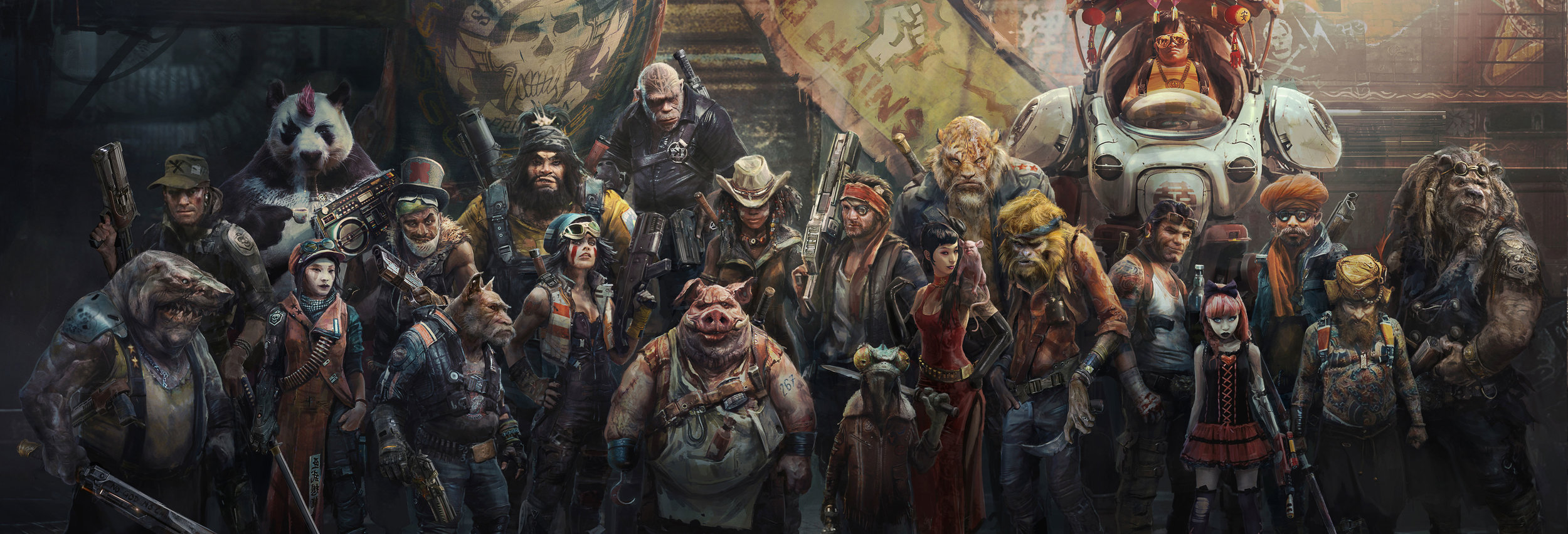 A screenshot from the upcoming Beyond Good & Evil 2…
