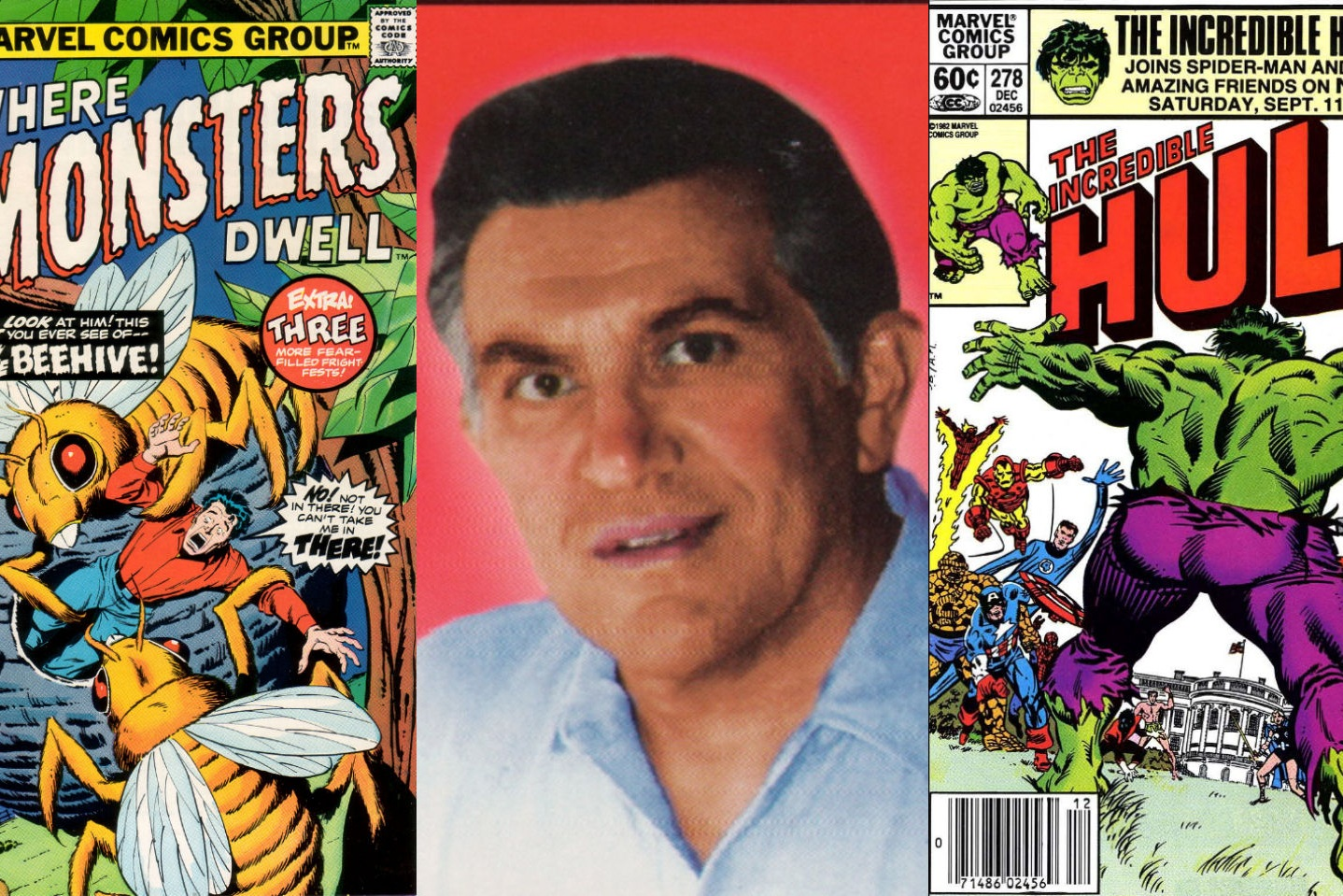 An Interview With Sal Buscema - Helping To Define Marvel's 70's Style   Written by Bryan Stroud