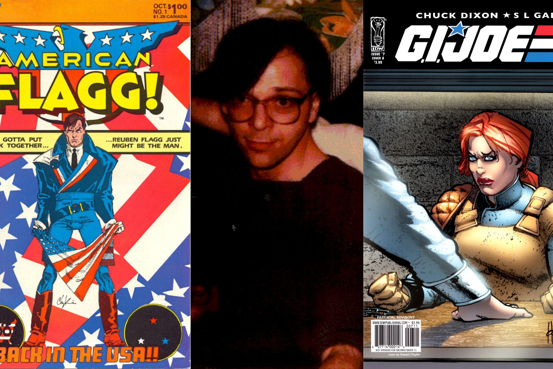 An Interview With Howard Chaykin - Hanging Out With the Continuity Crew   Written by Bryan Stroud