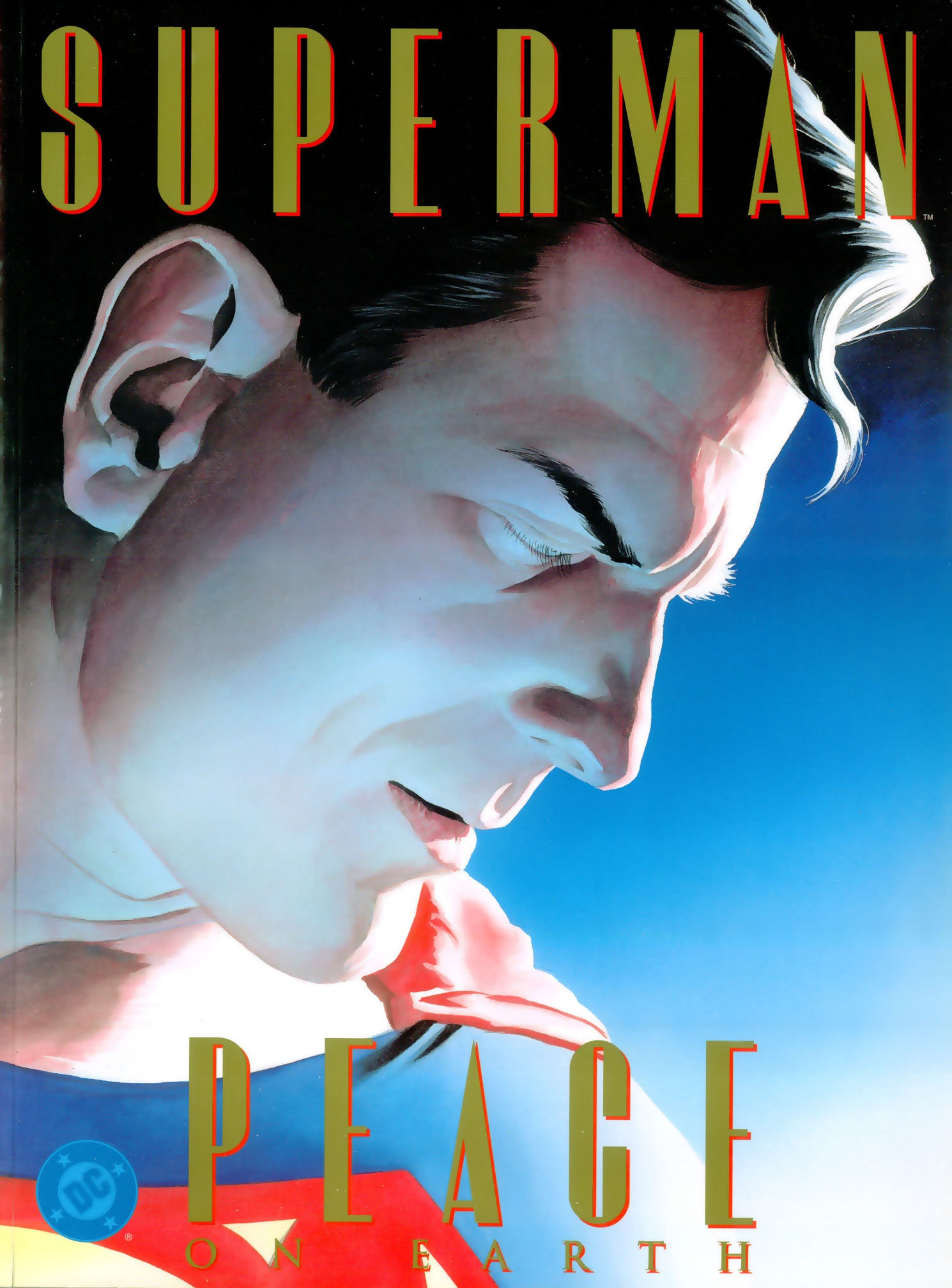 Superman: Peace On Earth (1999) 1 Alex Ross