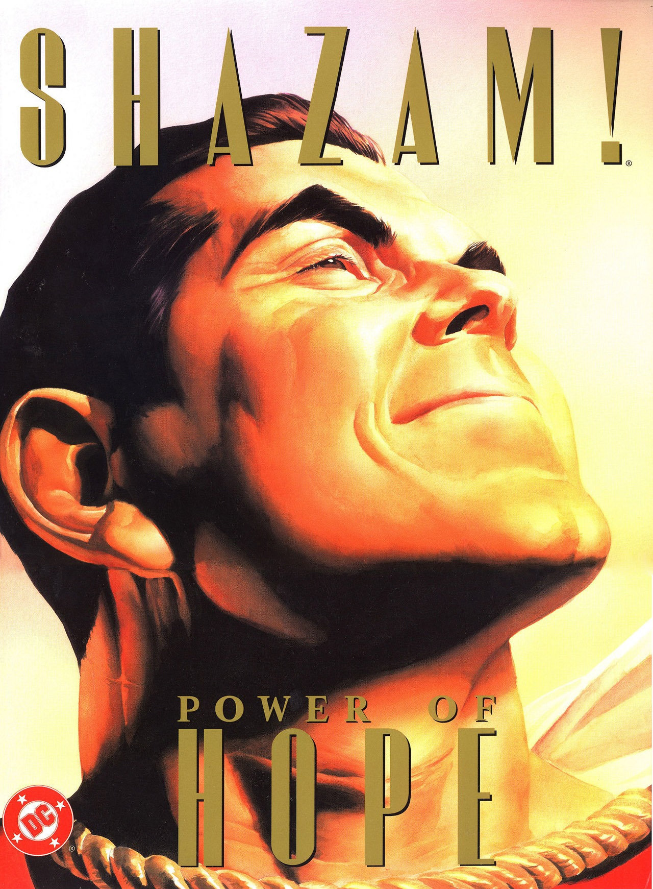 Shazam: Power of Hope (2000) #1, cover by Alex Ross.