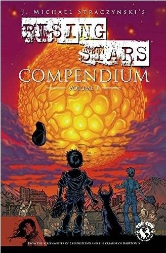 Cover of Rising Stars Compendium