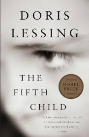Cover for The Fifth Child.