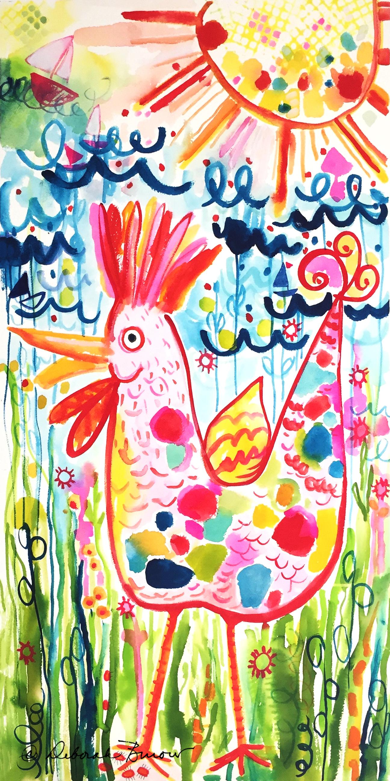 FUN & WHIMSICAL — Deborah Burow Art