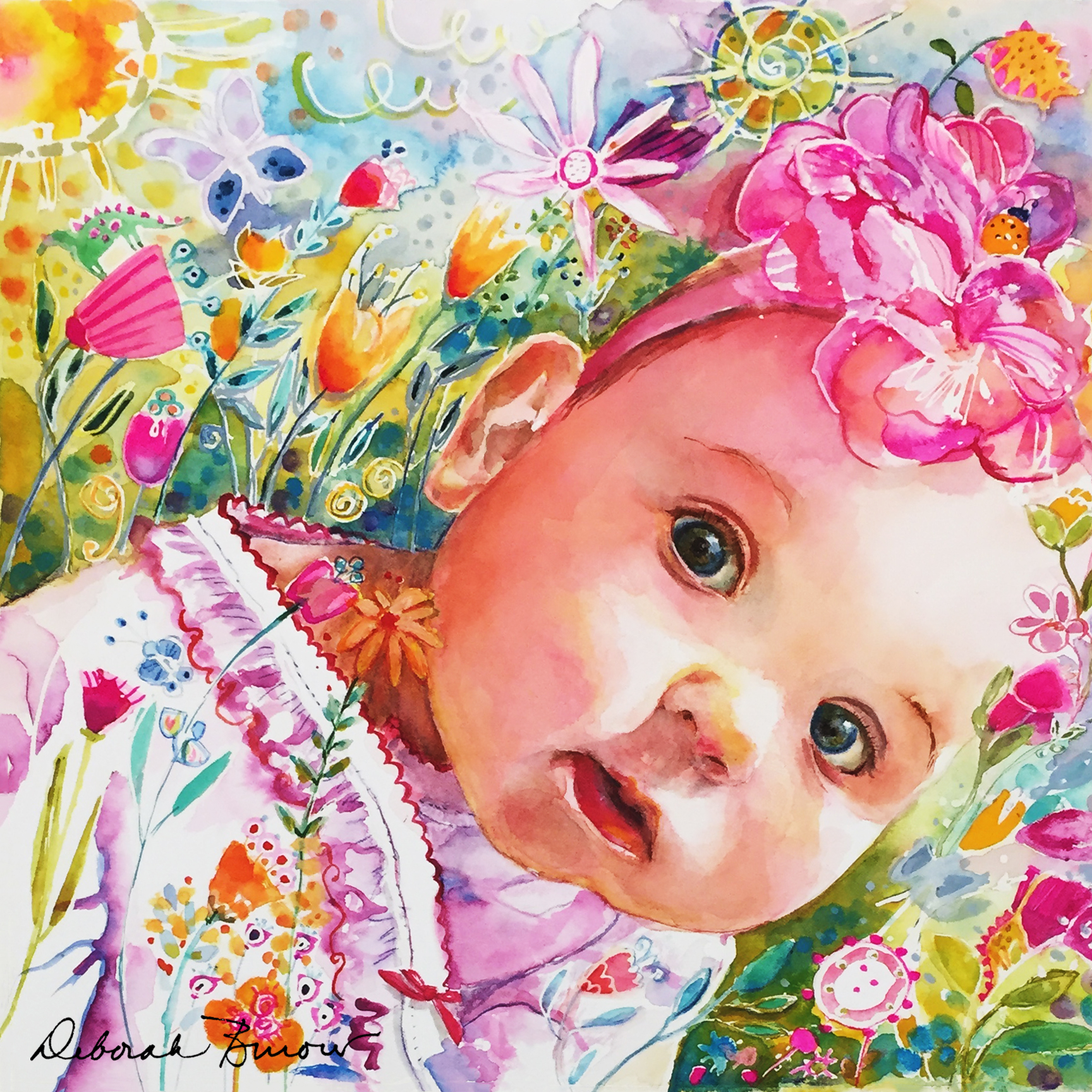 PEOPLE ART--ORDER A COMMISSION OF YOUR SPECIAL      LITTLE ONES, BIG ONES, YOUNG ONES, OLD ONES. WE WORK FROM YOUR PHOTOS.