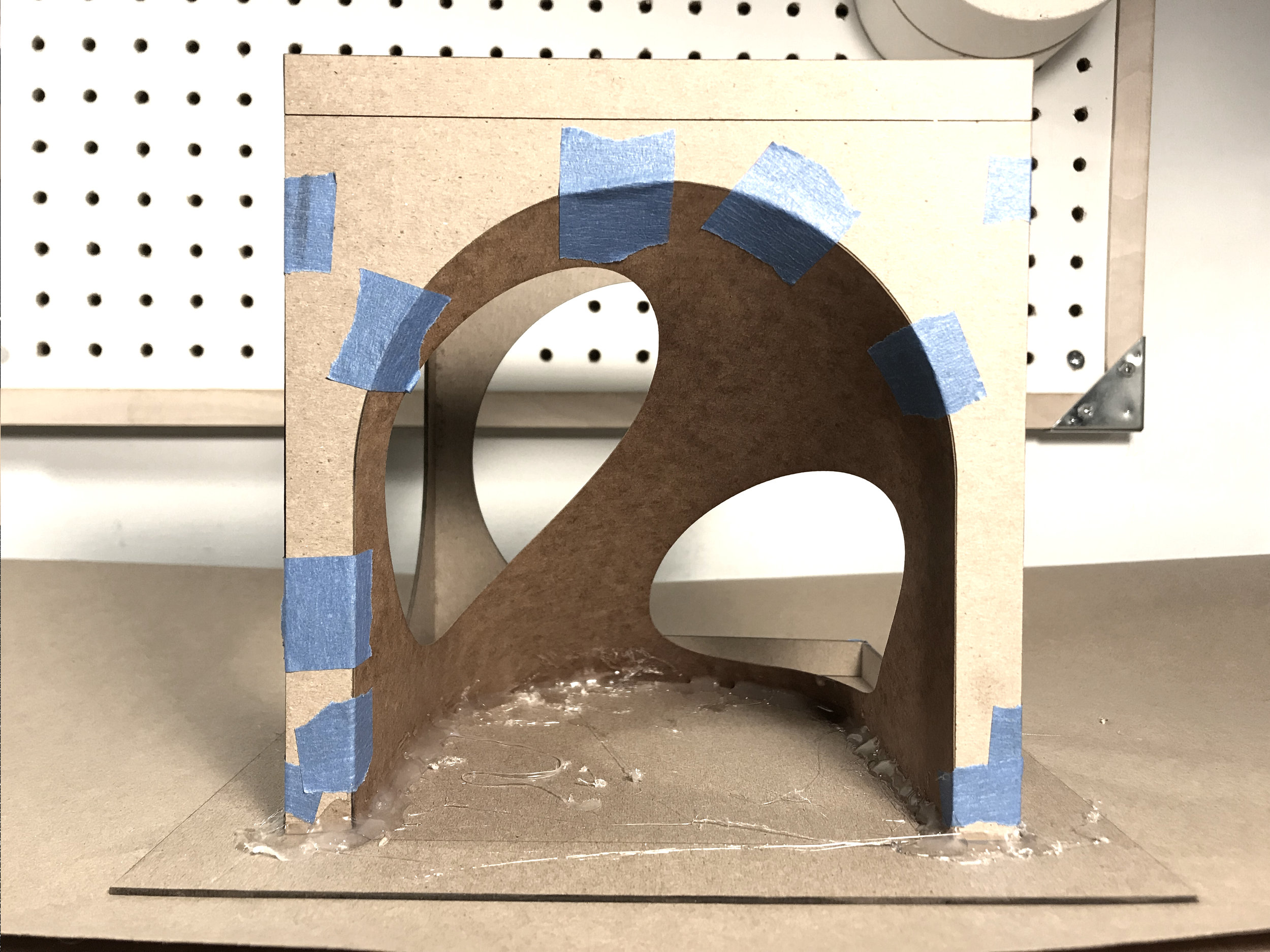 Christopher Taurasi Architecture Concrete Hollowed Cube_04.jpg