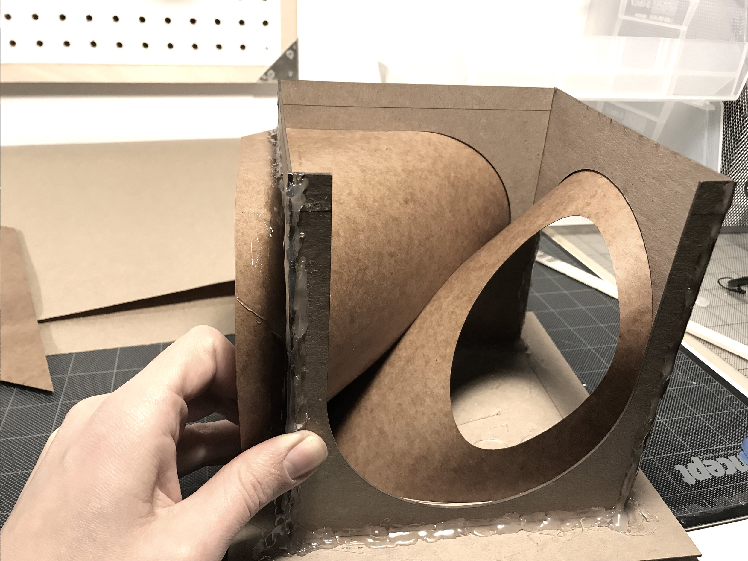 Christopher Taurasi Architecture Concrete Hollowed Cube_05.jpg