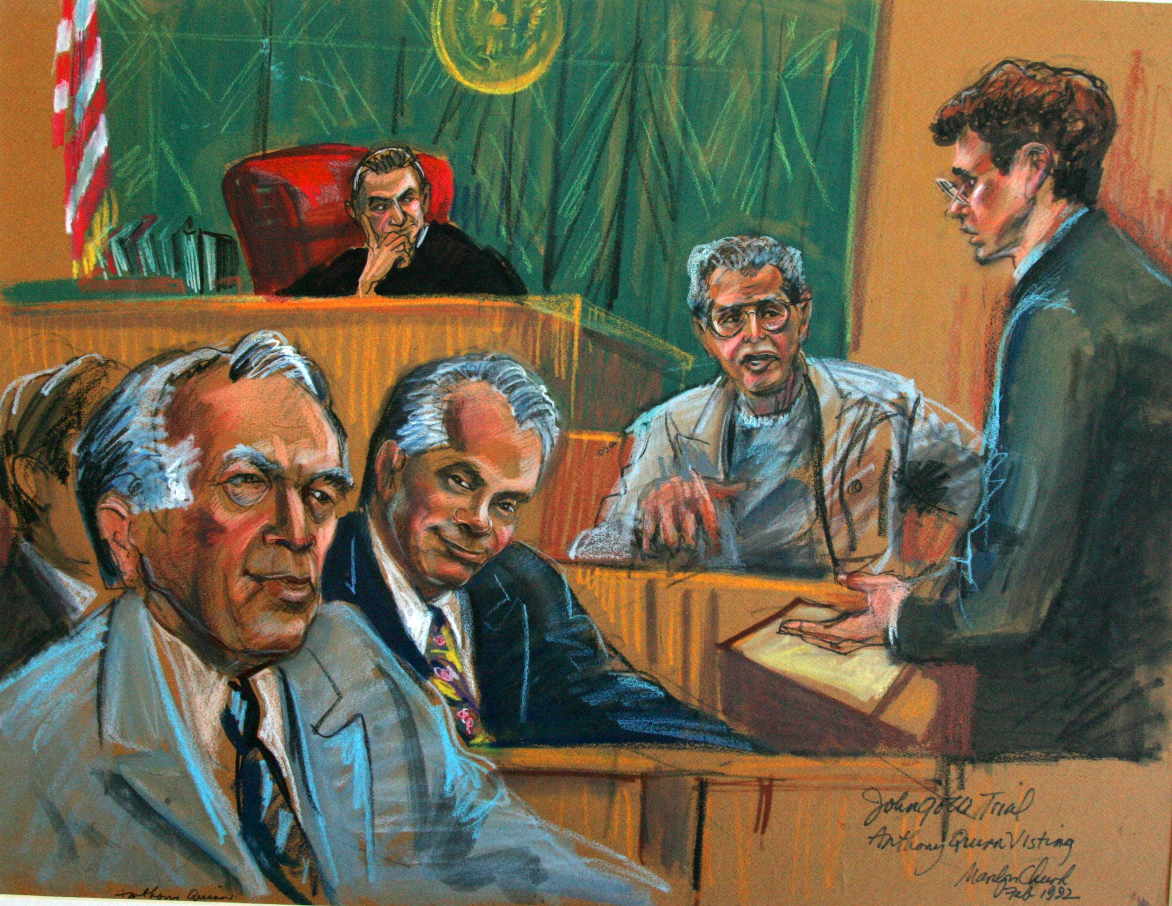 The John Gotti Trial