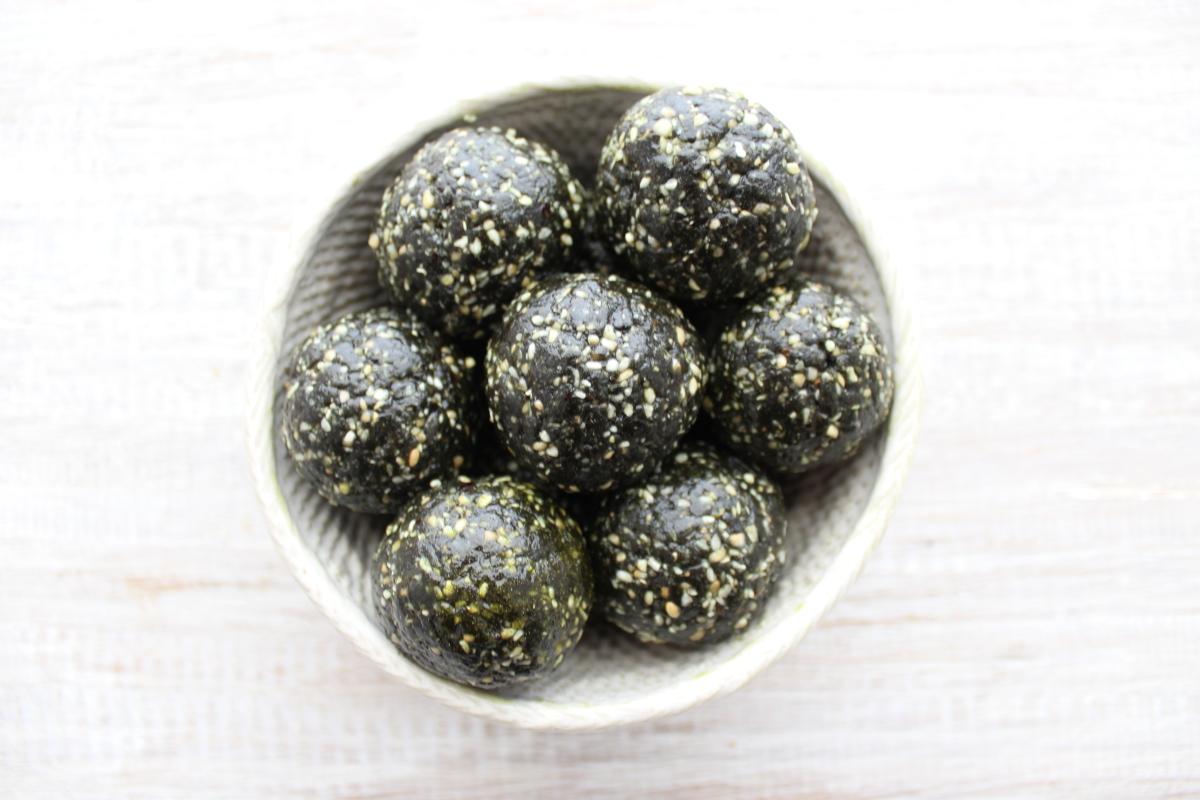 Black Sesame & Matcha Balls000003.JPG