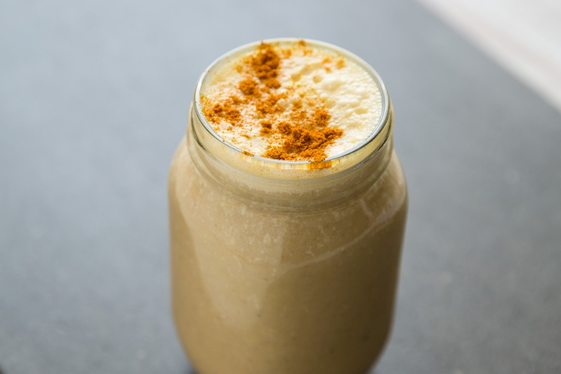 COCONUT & MACA SMOOTHIE