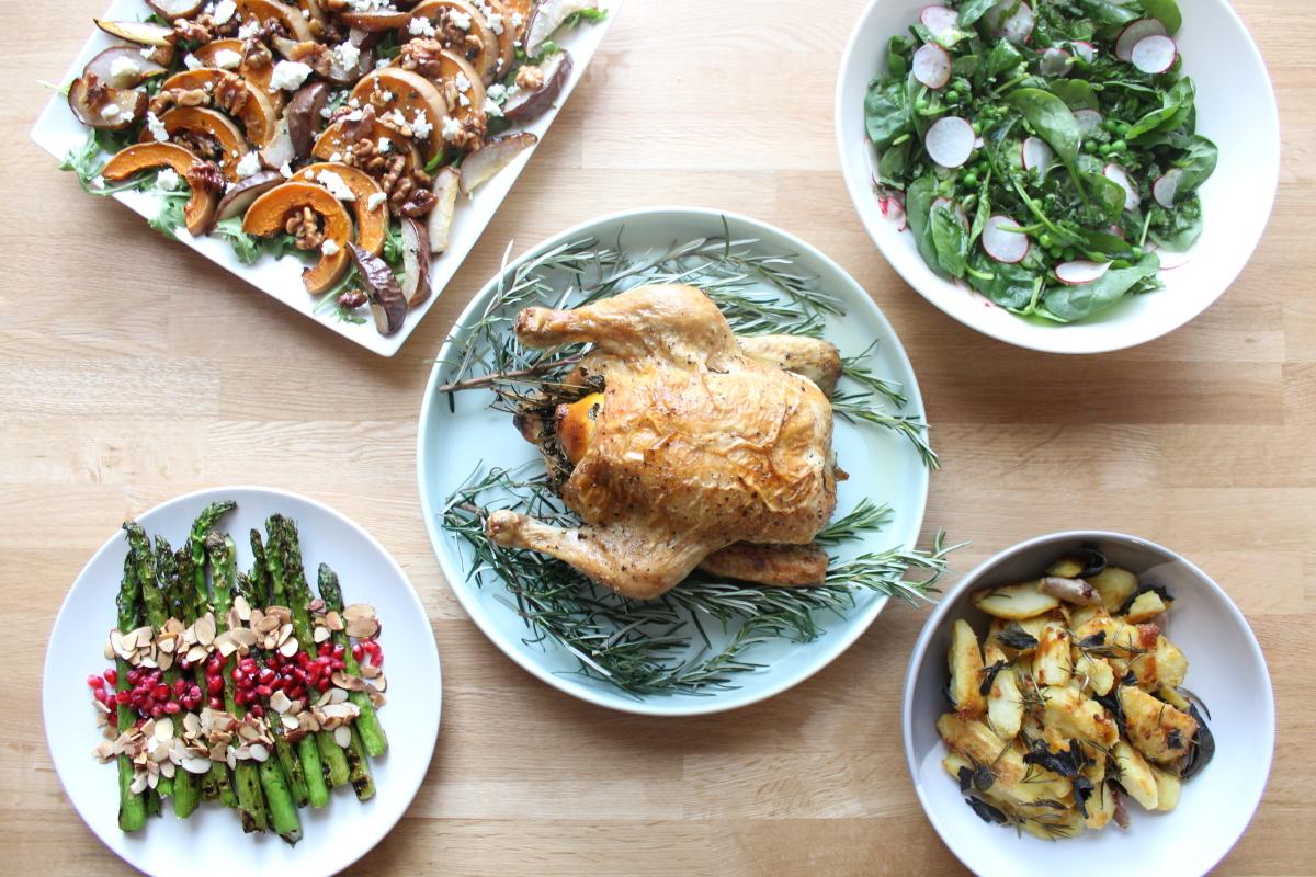 BODY GOOD FOOD CHRISTMAS FEAST