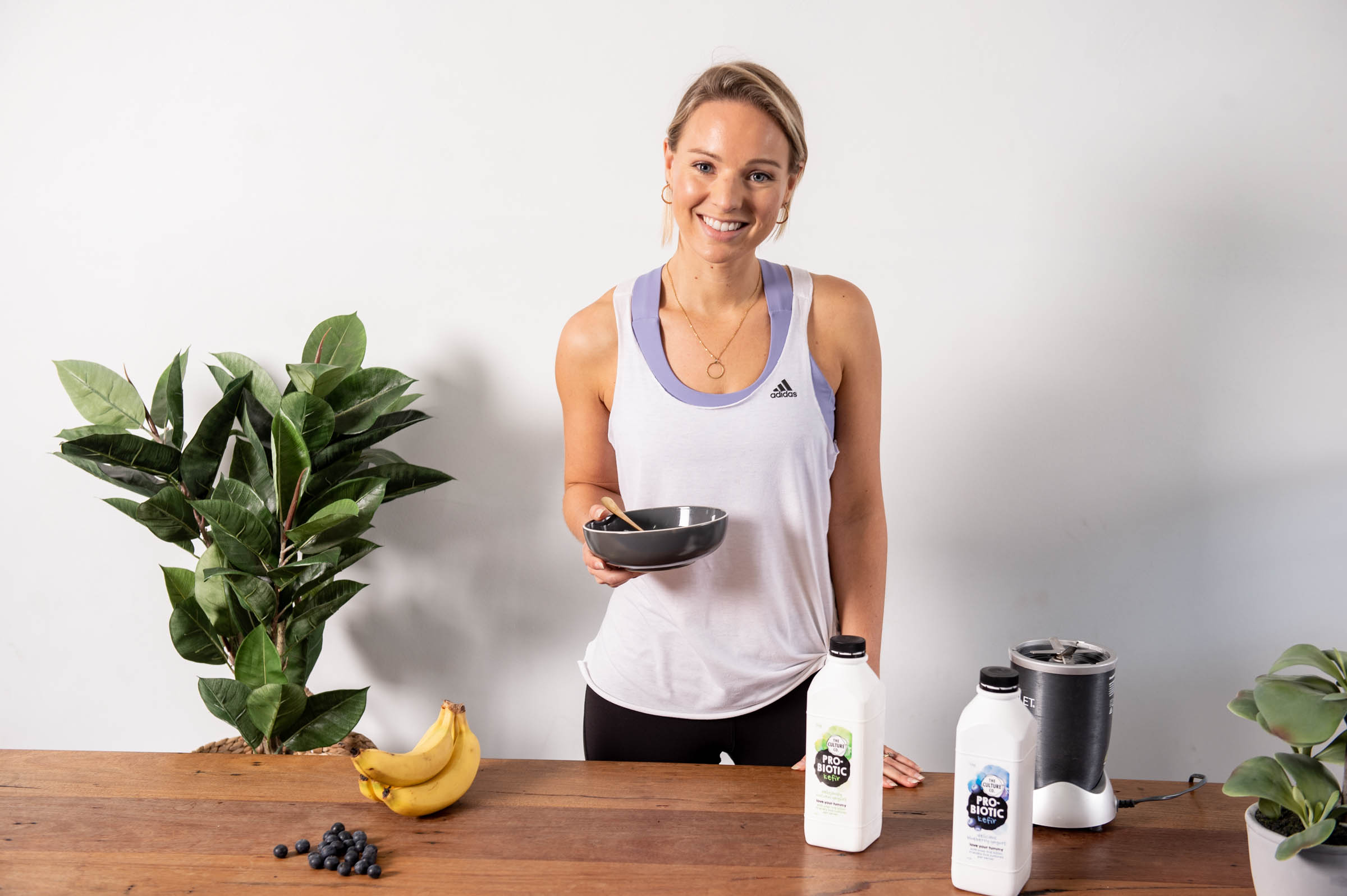 The Culture Co - Steph is the Official Nutritionist for The Culture Co  to help bring awareness, education and inspiration for their Probiotic Kefir range. Steph creates recipes, articles, educational videos and is hosting their Oh My Gut 28 Day challenge.