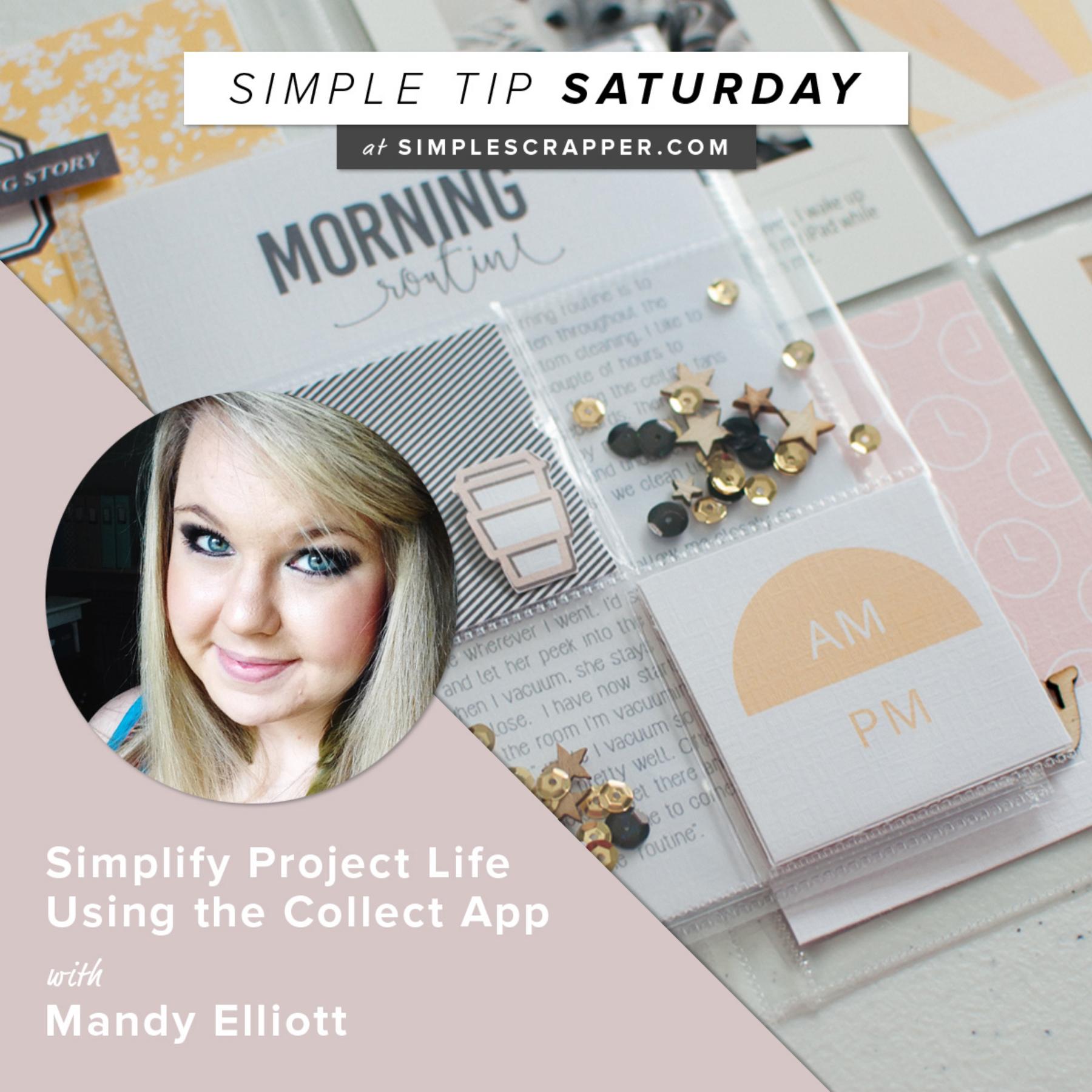 Guest Blogger on SimpleScrapper.com