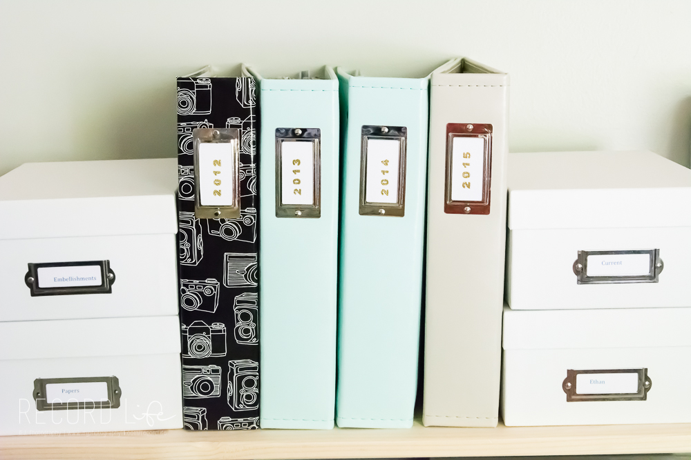 Trying to complete multiple Project Life or scrapbook albums? Here are some tips on how to keep the process simple and easy so you'll get caught up in no time!