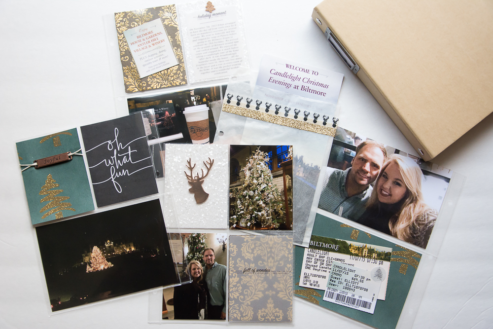 2015 December Daily® Plan, Prompts & Pages | A 6x8 Pocket Page Holiday Memory Keeping Project by Turquoise Avenue feauturing designs by One Little Bird