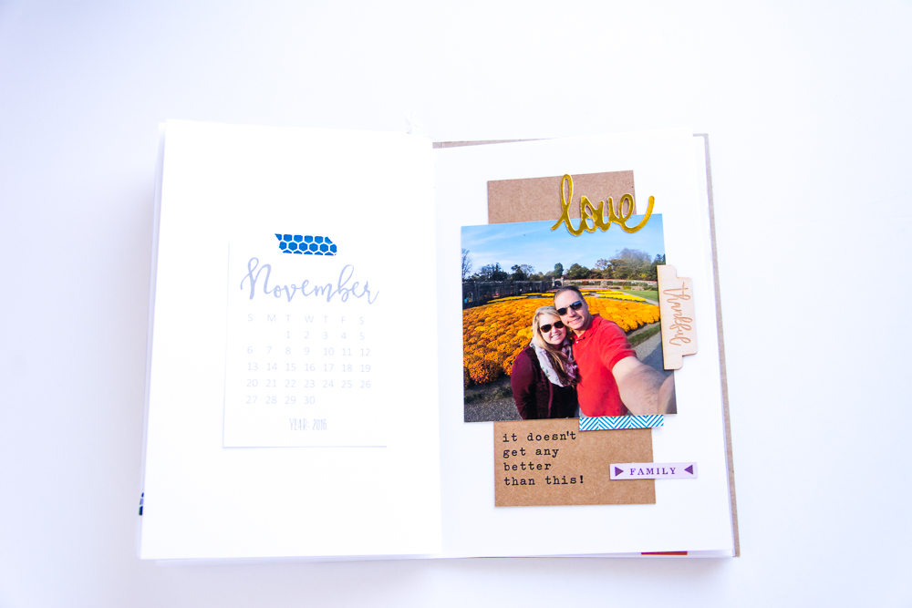 THE GRATITUDE PROJECT | A DIY MINIBOOK/JOURNAL DOCUMENTING THANKFULNESS IN NOVEMBER (PART III)