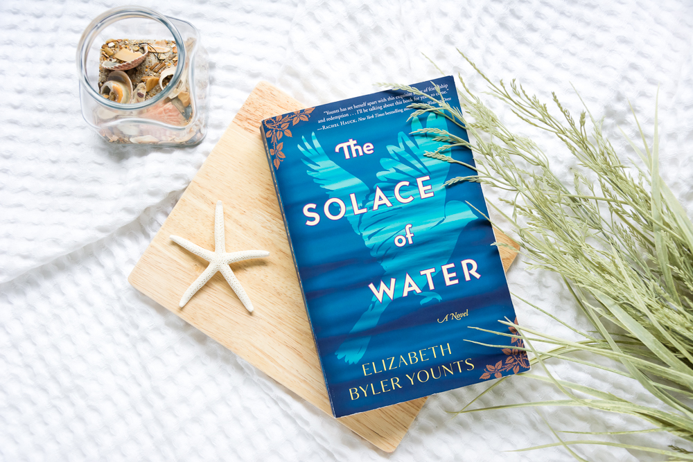 A ★★★★★ Book Review of The Solace of Water, by Elizabeth Byler Younts, a Christian Fiction novel