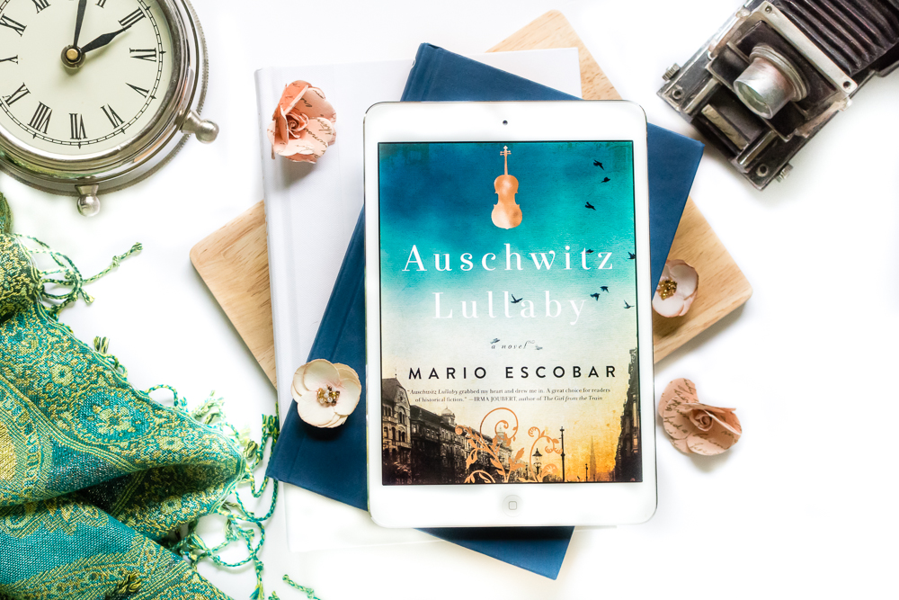 A ★★★★★ Book Review of Auschwitz Lullaby by Mario Escobar, a historical fiction novel.