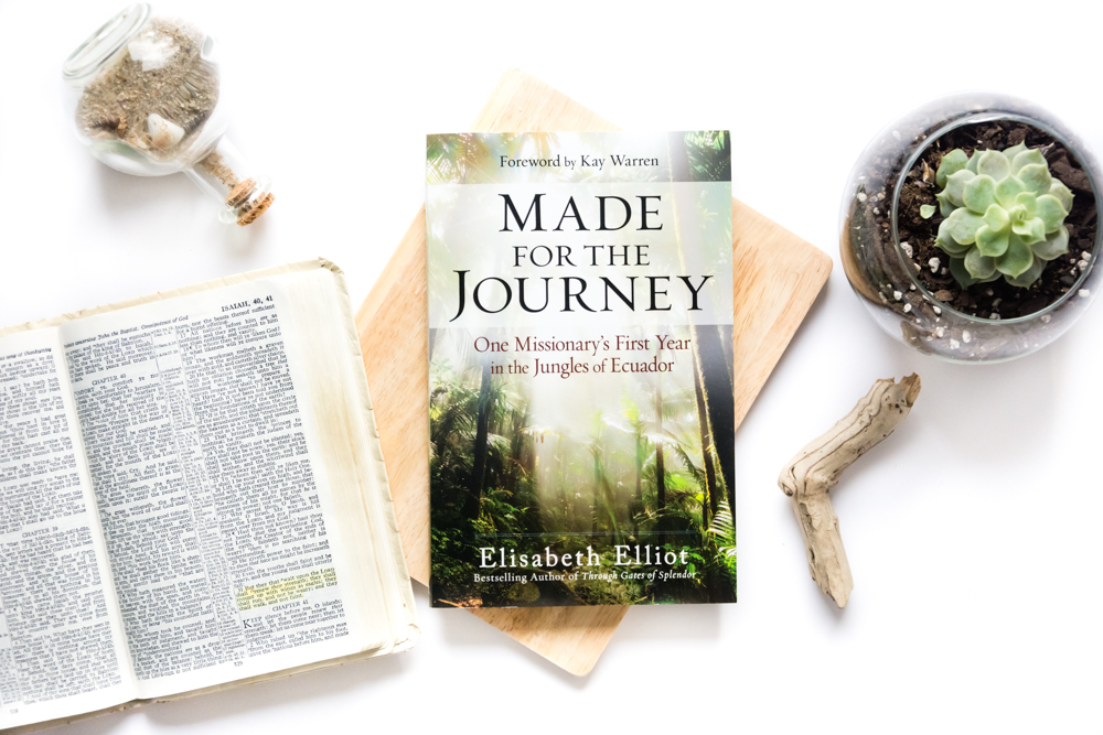 A Book Review of Made for the Journey by Elisabeth Elliot, One Missionary's First Year in the Jungles of Ecuador