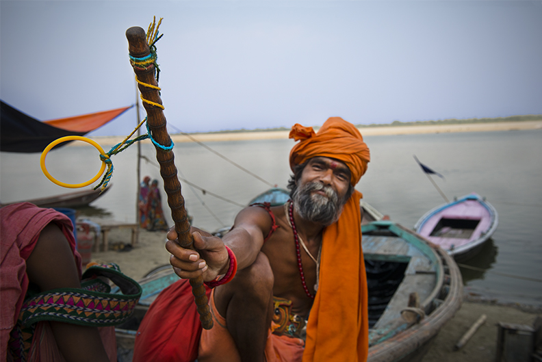 Sadhu Ring Leader