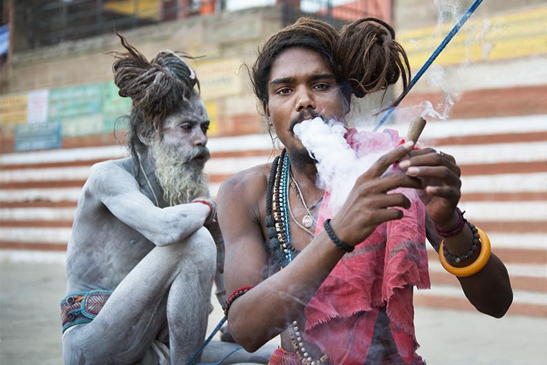 Young Sadhu Smoke Dance.jpg