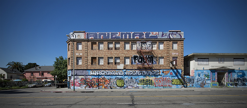 Oakland. . . 2016