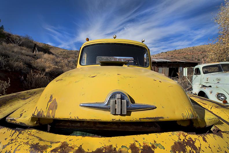 Jerome, AZ. . . 2012