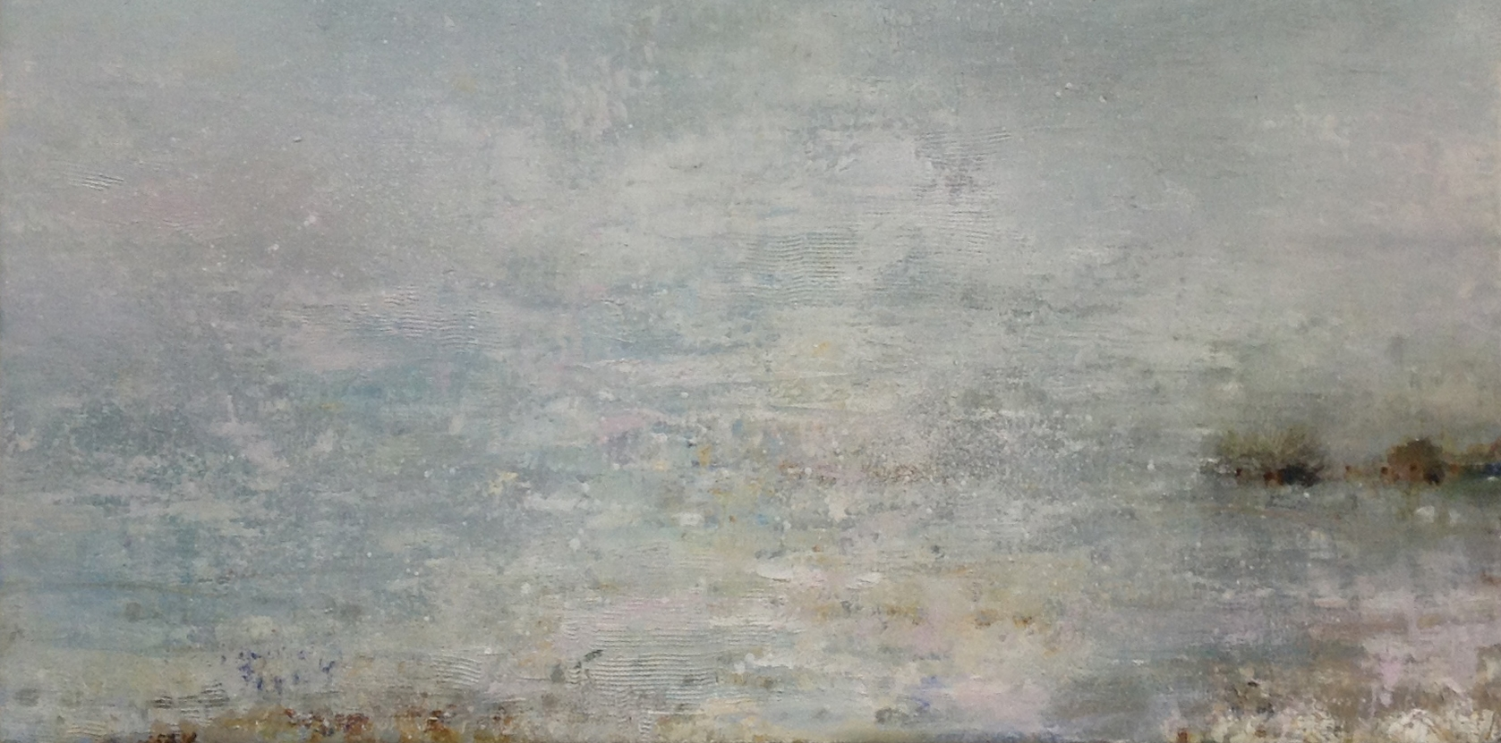 Gareth Edwards RWA Wilder Shores of Love 60x50cm oil on board£1495 .jpg