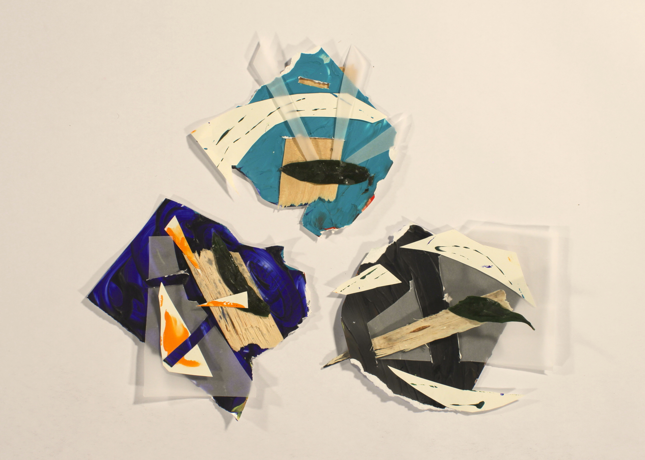 Whirlwinds- Flow  2014, paper, vellum, wood, acrylic,assorted plants, 10in x 11in