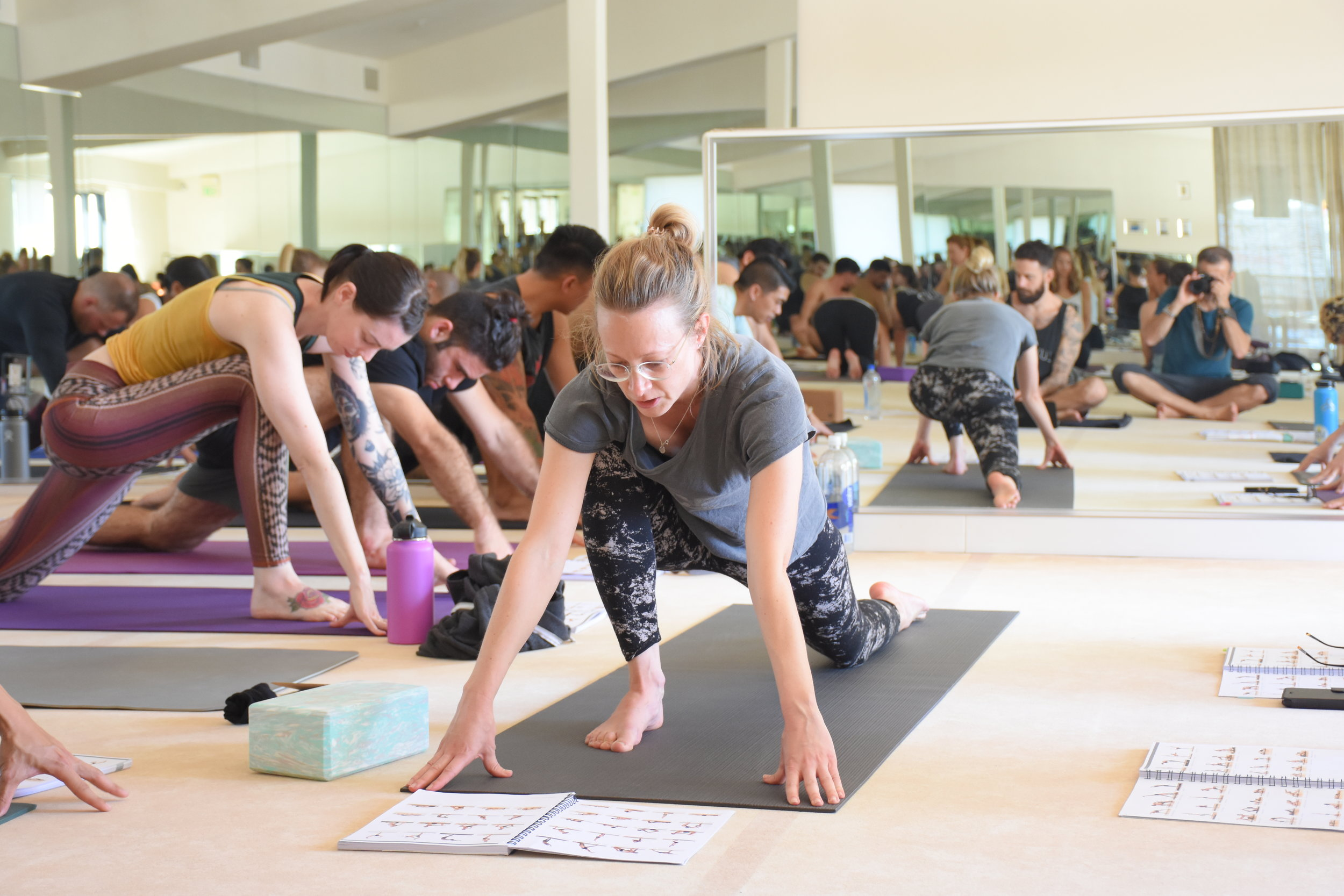 CURRICULUM - + Asana (Yoga Postures)Master the basics to develop a strong practice and guide others –