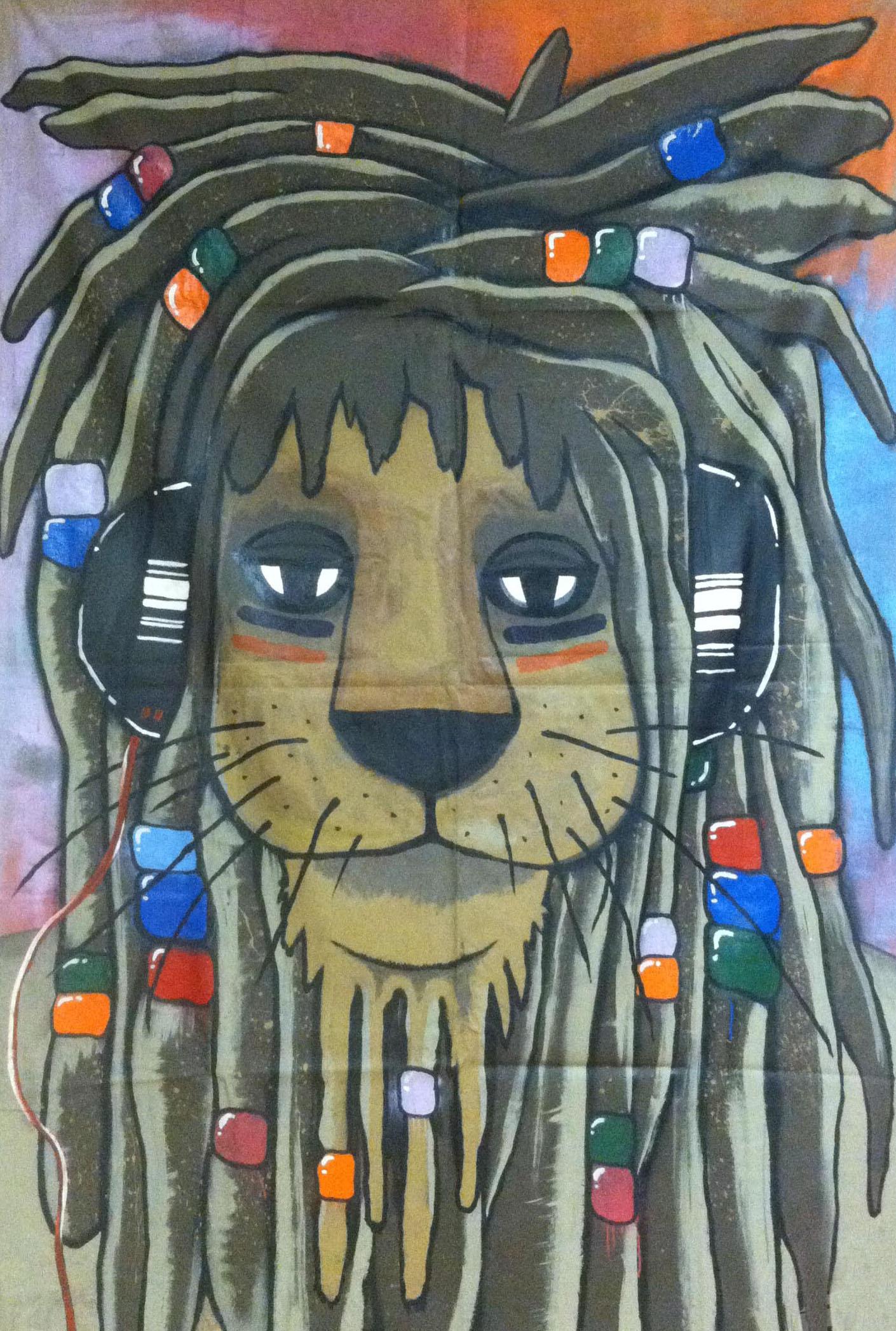 Rasta Lion DJ