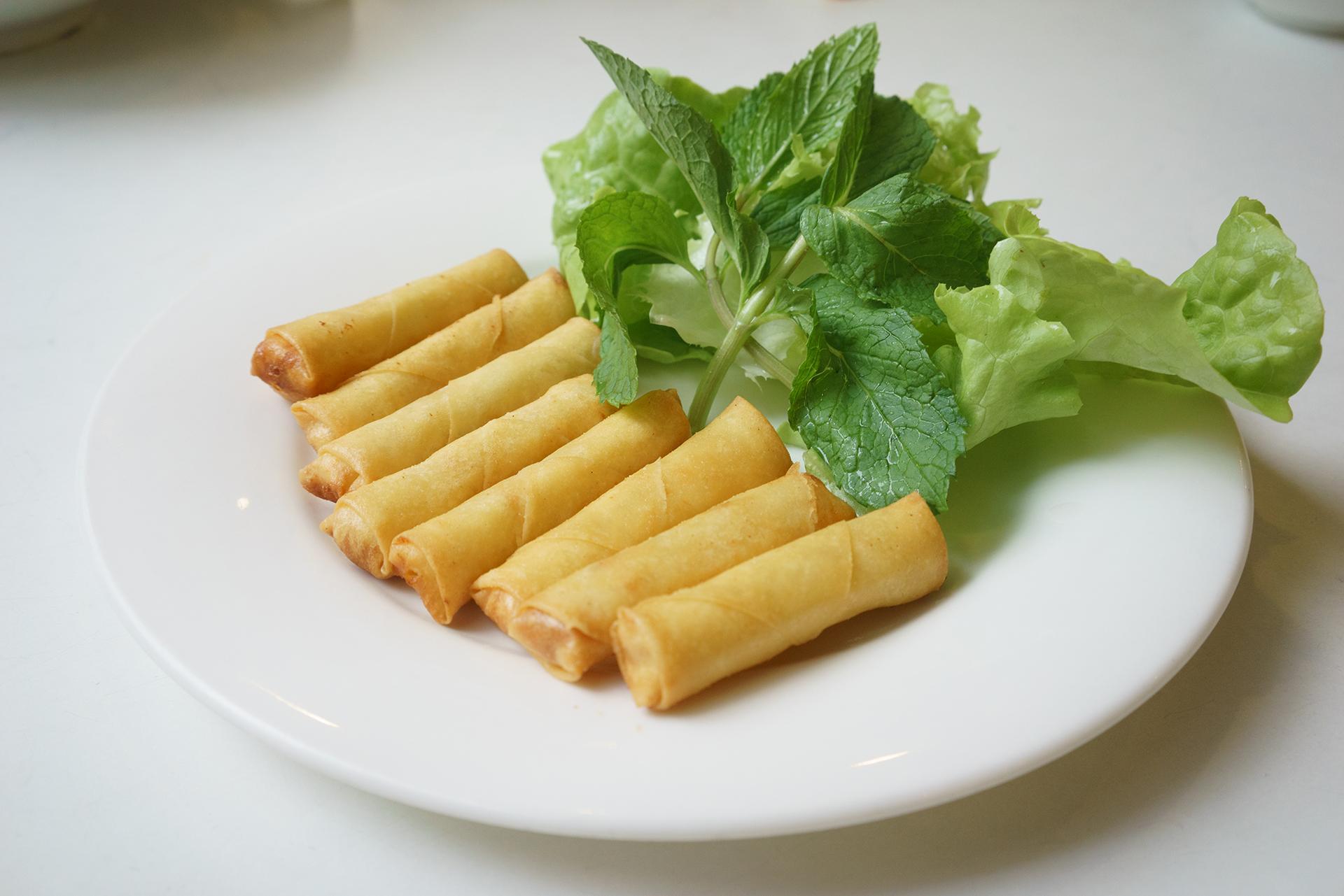 Spring rolls ~ cha gio