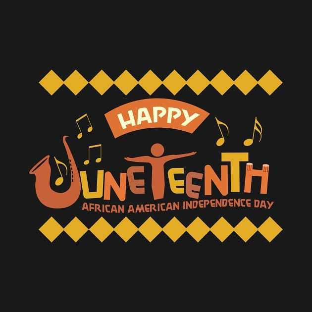 Happy Juneteenth to everyone!!