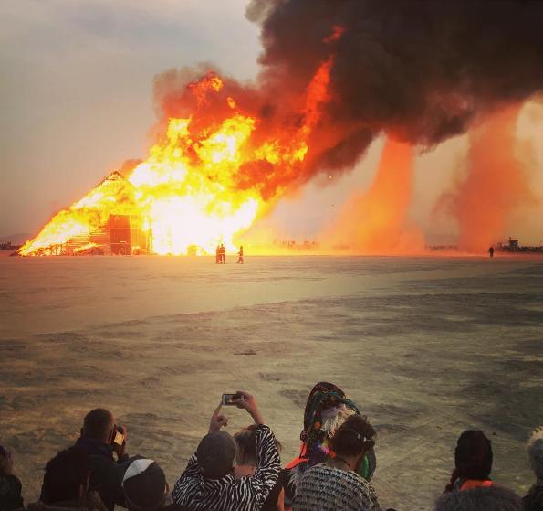 Groove Cartel  @ Burning Man