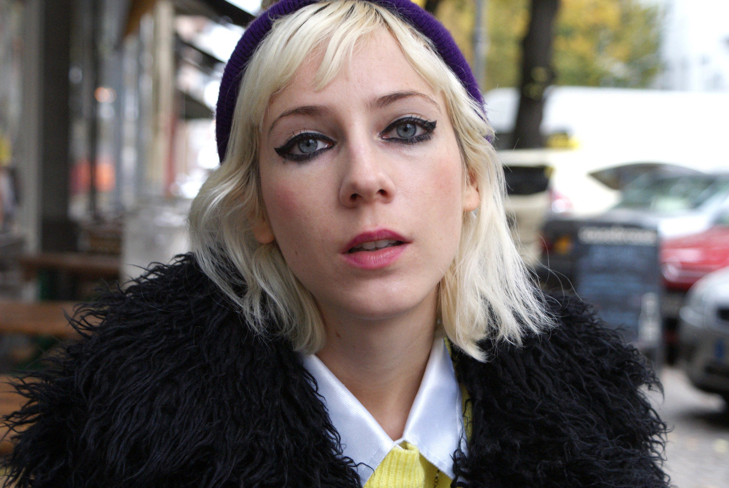 Laetitia Duveau aka Little Voice