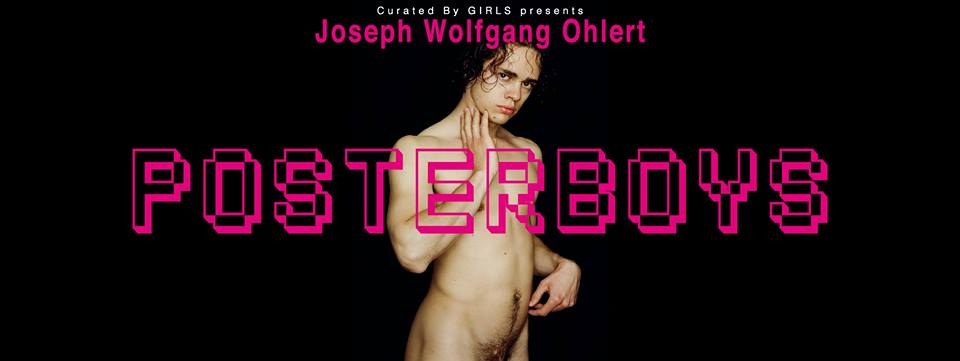 'Poster Boys' by Joseph Wolfgang Ohlert, Second IRL Show by CBG