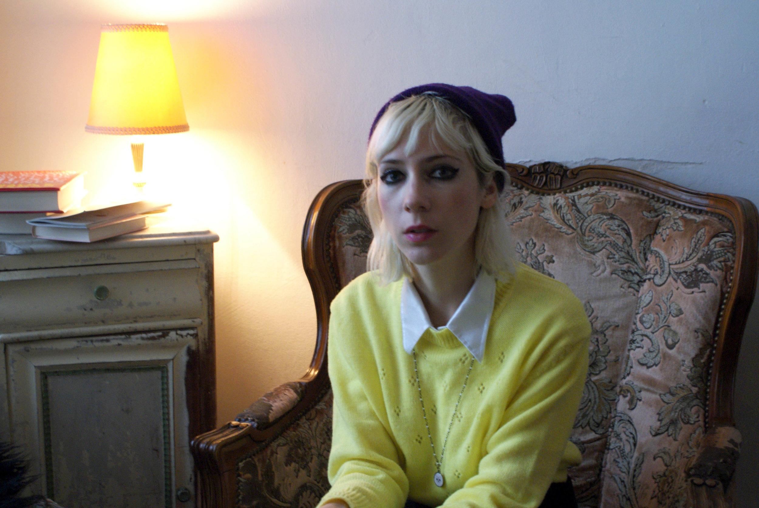 Laetitia Duveau by Sonia Alcaina Gallardo