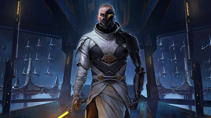 Image by  Star Wars: The Old Republic