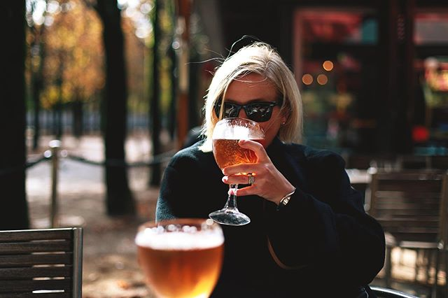 In Paris last weekend, the days were brisk, the parks were awash in the colors of fall, and the beers were Belgian blondes—served in 50 cl chalices. These were all good things.