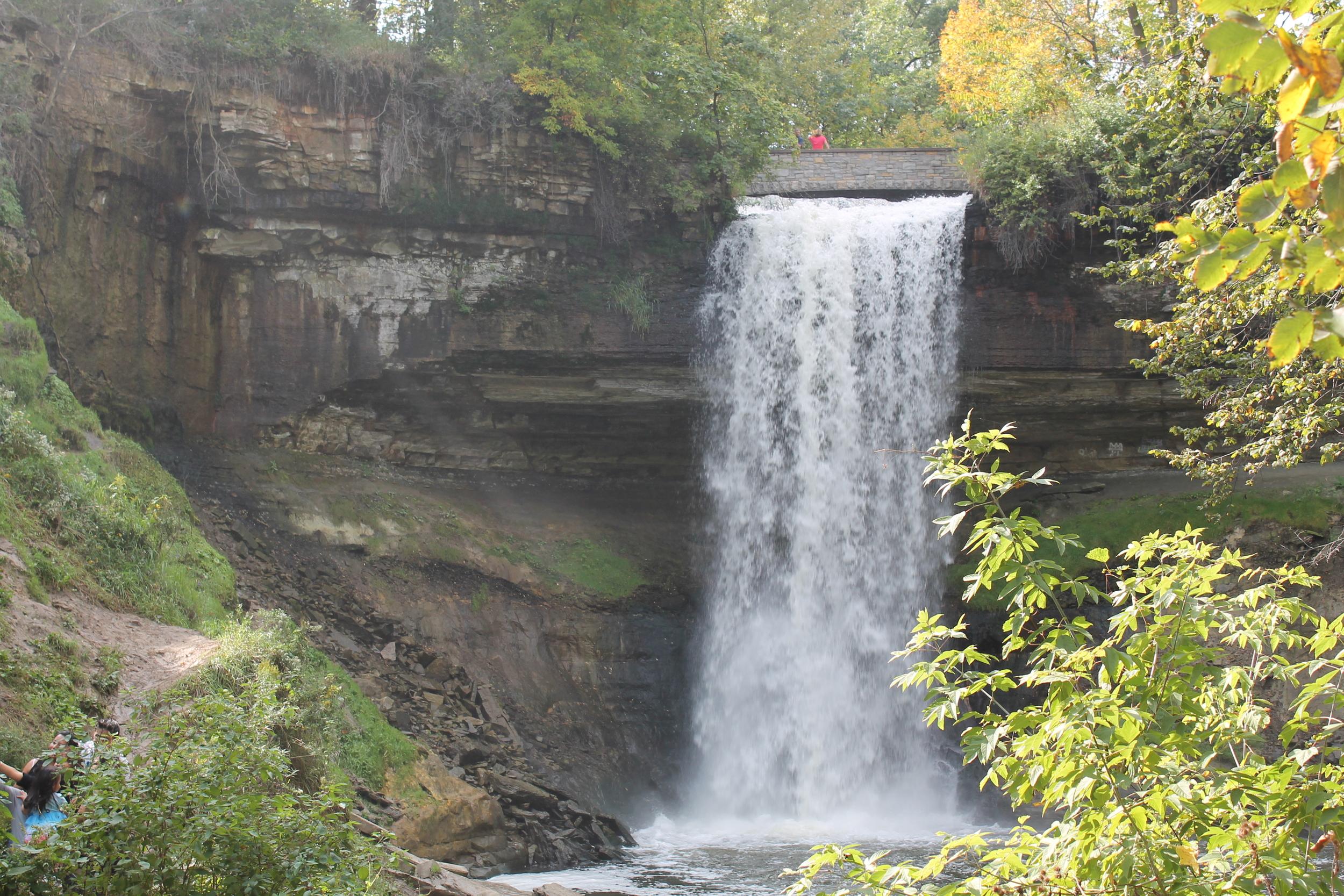Minihaha Falls