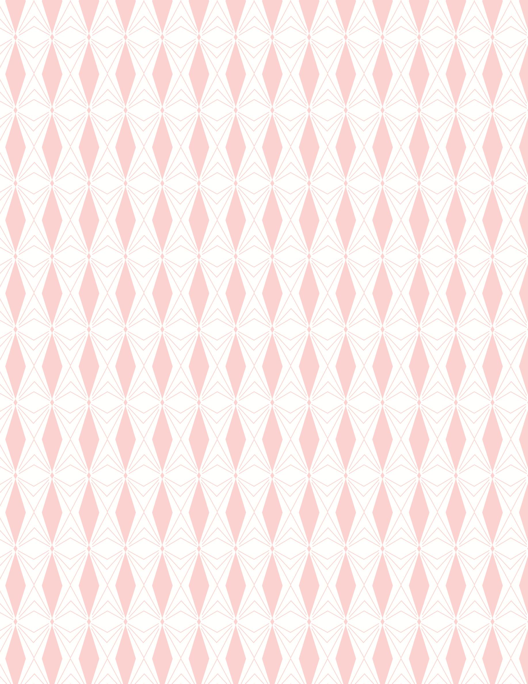 Diamond Pattern by Tessie Fay