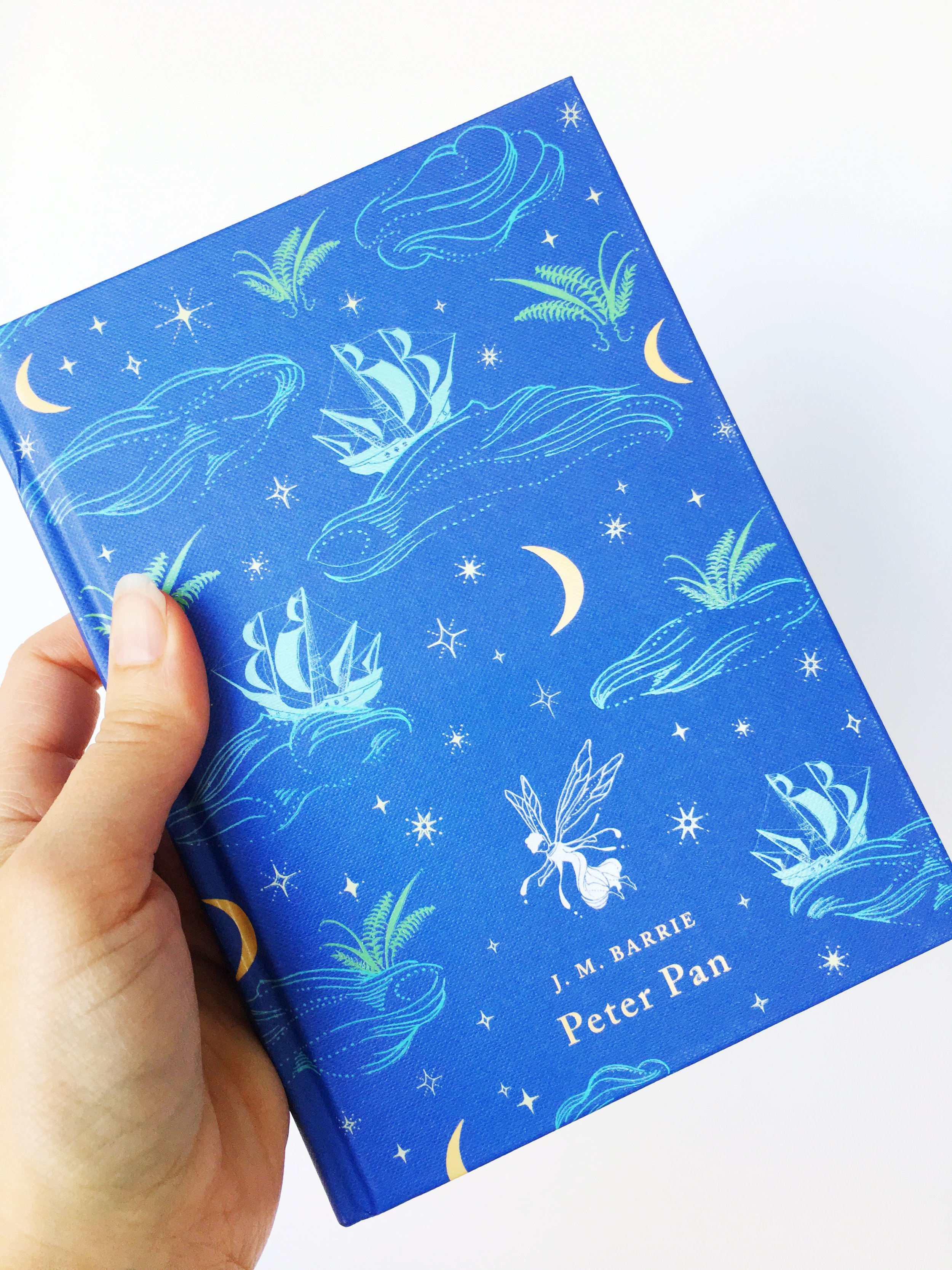 Pretty Puffin Book Peter Pan